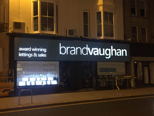Shop Signs by Signtek Eastbourne, East Sussex - corporate